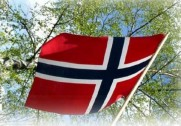 Norskflaggogbjørk